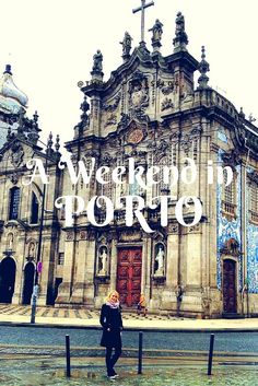 Read about a weekend in Porto, Portugal discovering the city, tasting port, indulging in delicious Portuguese food and beautiful Portuguese architecture. A Weekend in Porto Endulging in Portugese Food & Port | Porto Portugal | Things To Do In Portugal | Jet-settera Travel Blog | Porto Travel Tips via @jetsettera7