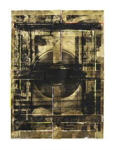 Shinro Ohtake | Vinyl Shadow (2015) | Available for Sale | Artsy