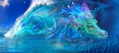 Voyage to Infinity with Whales and Dragons - 2013 dvd by Jean-Luc Bozzoli
