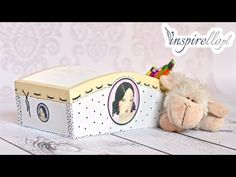 Video Tutorial - Decoupage krok po kroku - pudełko na kredki - decoupage, kredki, krok, kroku, pudełko, tutorial, video