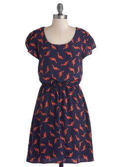 I may have just bought this dress...I see an epic dinosaur storytime in my future!