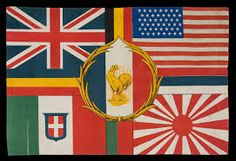 Allied Powers- In World War I, the Allies included Britain, France, Italy, Russia, and the United States.