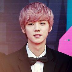 exo luhan pink hair - Google Search
