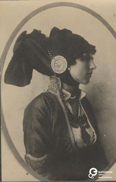 Old Photos, Vintage Photos, Greek Costumes, Eclectic Taste, Southern Europe, Folk Costume, Historical Costume, Vintage Beauty, Monochrome
