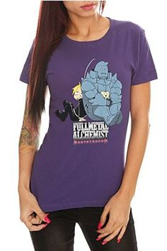 Fullmetal Alchemist: Brotherhood   I WANT THIS SHIRT!!!! asdfghjkl
