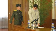 North Korea has sentenced American student Otto Frederick Warmbier to 15 years hard labor for crimes against the state, China's official news agency reported.