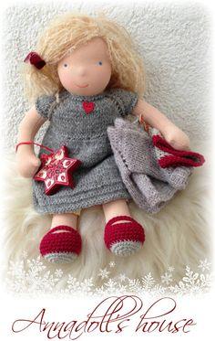 Waldorf dolls 36 cm - 14 inch : RESERVED