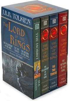 I read the Lord of the Rings three times in six months a few years back. Tolkien is so brilliant and such a wordsmith. His characters made me want to be a better person. :)