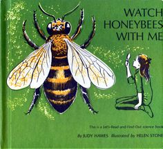 Watch Honeybees with Me by Judy Hawes, illustrated by Helen Stone