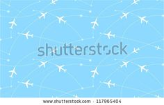 stock-vector-seamless-pattern-with-airplanes-abstract-illustration-117965404.jpg (450×291)