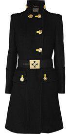 Military coat, Versace
