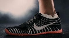What if you had a shoe so lightweight it felt like you had nothing on at all? Nike Flyknit technology was inspired by feedback from runners craving a shoe with the snug (and virtually unnoticed) fit of a sock. The Nike Free Hyperfeel Running Shoe gets you closer to the ground for a revolutionary feel that allows your foot to move freely, while still providing a plush, resilient ride mile after mile. Jay prefers weights to running, but loves rocking these shoes on his morning strolls with…