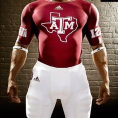 Texas A & M  new uniform...