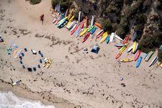 Gray Malin A La Plage A La Piscine malibu-kayaks Malibu Wines, Malibu Beaches, Saint Tropez, Aerial Photography, Beach Photography, Malibu Wine Safari, Malibu California, Southern California, All I Ever Wanted