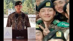 After five weeks of basic military training, Ji Chang Wook Gets Awarded ...