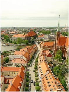 Wrocław, Lower Silesia, Poland by margarettize