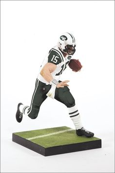 New York Jets Tim Tebow McFarlane Figurine - NFL Series 31