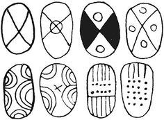 Signos escudo de Estilo Aconcagua Chile, Foot Prints, Coat Of Arms, Culture, Art, Chili, Chilis