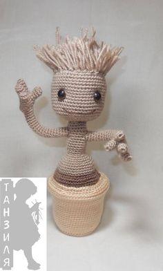 Блог Чудное настроение. Tanzilya-toys: МК по вязанию Грута
