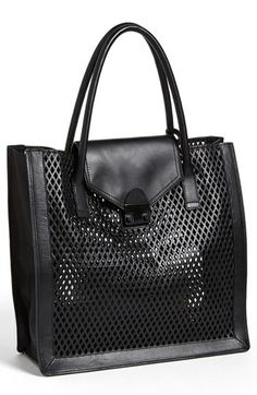 Loeffler Randall 'Work' Tote available at #Nordstrom