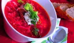 Sopa de remolacha para la anemia, diabetes, colesterol y aporta ácido fólico | ConSalud.info