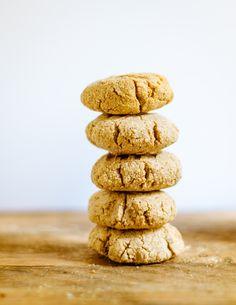 Coconut Flour Peanut Butter Cookies   Goodness Green