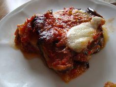 La buona cucina di katty: Melanzane alla parmigiana