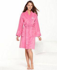 4eb310d82f Lauren Ralph Lauren Greenwich Robe Women Lingerie
