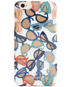 kate spade new york Sunglasses iPhone 6 Resin Case - kate spade new york - Handbags & Accessories - Macy's