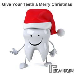 Would you like to give your teeth a Merry Christmas? Then call us today at (316) 683-2525! Did you know that you can get some procedures done in JUST ONE DAY? https://www.wichitaperiodontists.com/all-on-4-dental-implants