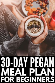 New to the Pegan Diet? We're sharing all the rules, food lists, and tips to get started along with a Pegan Diet for beginners meal plan! Cyclical Ketogenic Diet, Ketogenic Diet Meal Plan, Ketogenic Diet For Beginners, Diets For Beginners, Keto Meal, Diet Menu, Ketogenic Lifestyle, Vegan Meal Plans, Diet Meal Plans