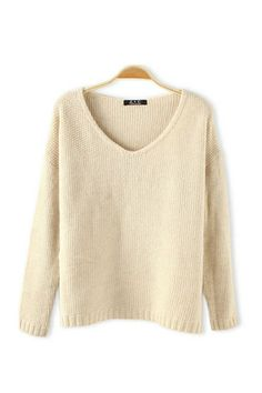 I wil take this sweater in every single color