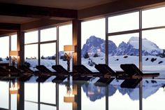 Alpina Dolomites Lodge and Spa: un séjour au paradis blanc