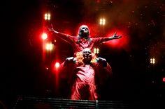 "Joey Jordison & Shawn ""Clown"" Crahan (Slipknot)"