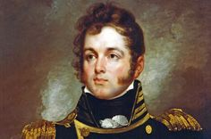 U.S. Navy Master Commandant Oliver Hazard Perry The Battle of Lake Erie, via The History Channel