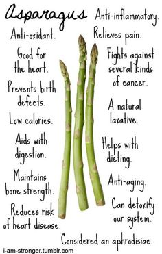 While buying Asparagus, keep in mind that the green and white varieties are slightly healthier with more fiber and less sugar than the purple versions. LIKE and SHARE if you find this information useful.