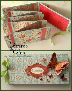 MINI ALBUM ATELIER DU 24 MARS 2012 BLOG