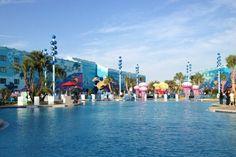 The 7 Coolest Pools at Walt Disney World Resorts