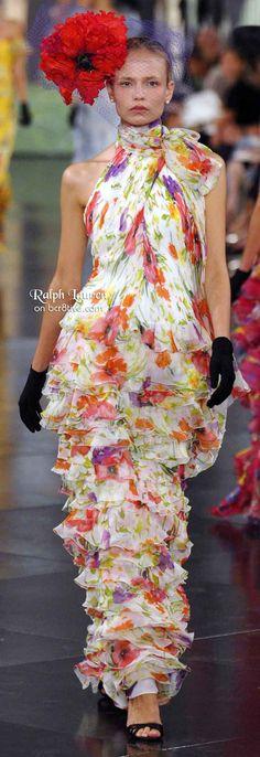 Ralph Lauren Spring Summer 2008