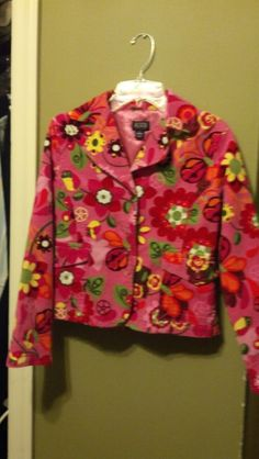 If you like Florals this one's for you Gently used / childrens place