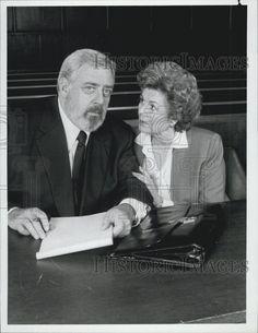 Barbara Hale, Raymond Burr, Della Street & Perry Mason