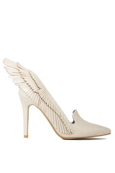 Winged heels