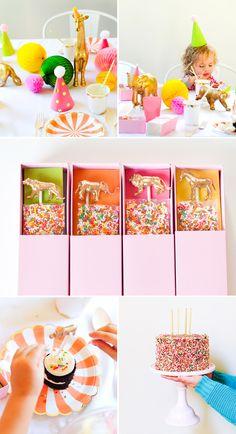 """A """"Glanimal"""" 4th Birthday   The Sweet Lulu Blog"""