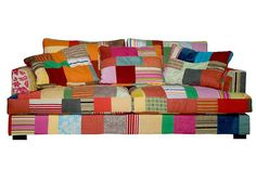 MORPHOS sofas & beds | AREA patchworked