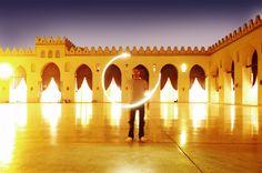Light | Al Hakem Masjed | Cairo