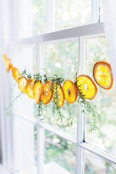 Strangers & Pilgrims on Earth: How to Dry Citrus Slices & What to Do With Them ~ Citrus Series Natural Christmas, Noel Christmas, Homemade Christmas, All Things Christmas, Winter Christmas, Hygge Christmas, Xmas, Simple Christmas, Christmas Nails