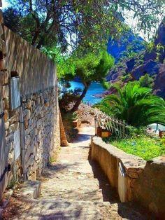 Costa Azul Francia