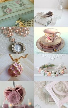 Yesterday by FrenchPaperMoon on Etsy--Pinned with TreasuryPin.com
