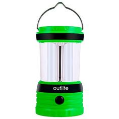 Outlite 240 Lumen Solar Rechargeable LED Camping Lantern Flashlight, Portable Water Resistant Outdoor Survival Lamp for Hiking Fishing Emergency Outages Outdoor Store  Outlite: Make The World Brighter  We are aim at providing the green energy and the longer lifespan products. Outlite camping lantern flashlight used to be created with the meaning for multi-functional and never power off. Outlite's light is your necessities and your loyal guardian.   Key Feature:  Outlite Camping Lantern is…