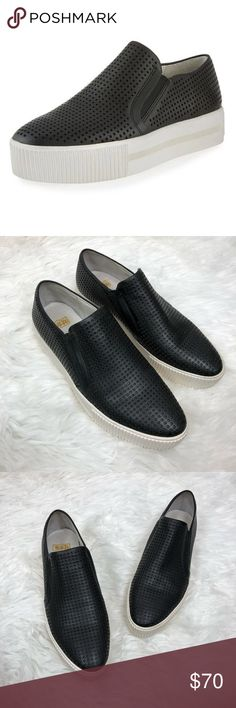 Ash Kurt perforated Slip On Shoes Ash Kurt perforated Slip On Shoes sneakers. Preloved in good condition. Signs of wear. Please see photos for visual details. Ash Shoes Sneakers